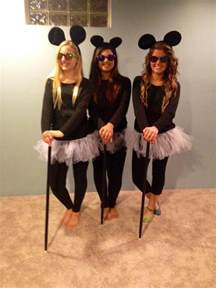 three blind mice costume ideas 3 blind mice diy costumes for