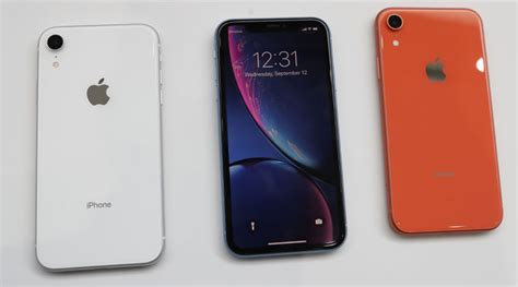 Iphone Xr Start by Apple Iphone Xr Gets Fcc Approval Sales To Start October 26 The Indian Express