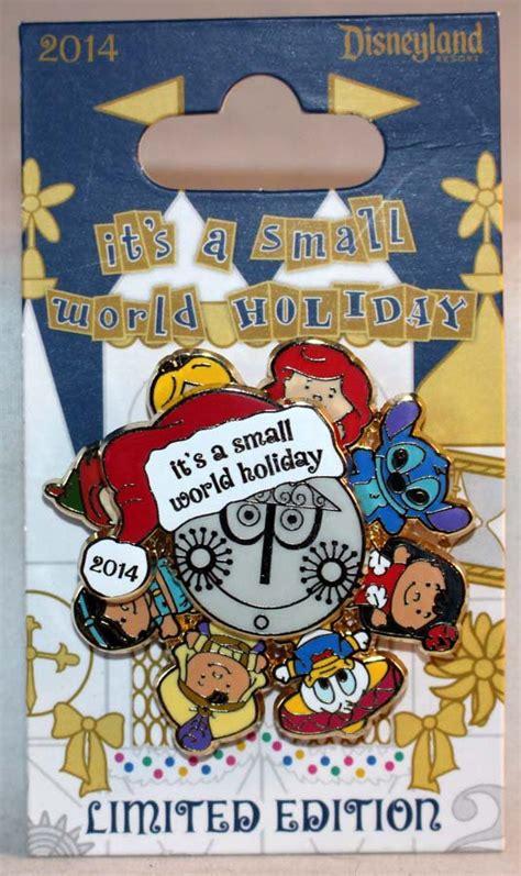 I Ring Iring Stitch I Ring Limited Edition disneyland it s a small world 2014 lilo stitch ariel limited edition 2000