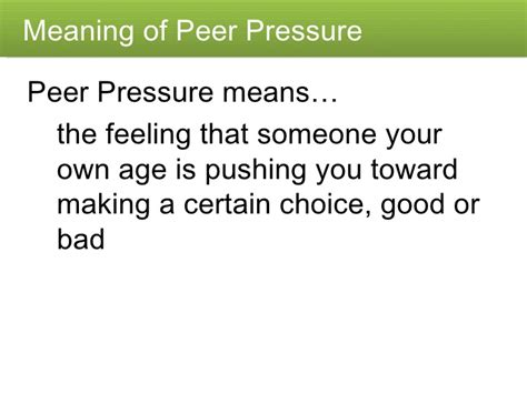 Or Meaning Deaf Can Module 3 The Deaf Youth On Manners And Peer Pressure
