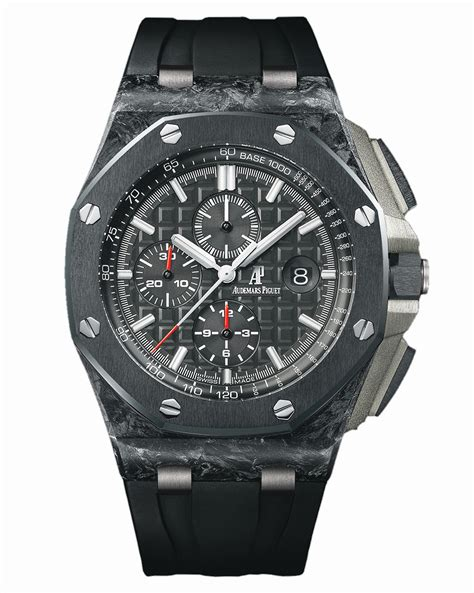 Audemars Piguet Royal Oak Offshore Chronograph 1 1 Best Edition White audemars piguet royal oak offshore chronograph 26400au oo a002ca 01 carbon world s best