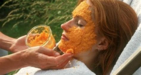 Pembersih Muka Pepaya cara merawat wajah berjerawat dengan bahan alami
