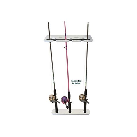 Rod Rack For Boat by Taco Deluxe Pontoon Boat Tackle Racks