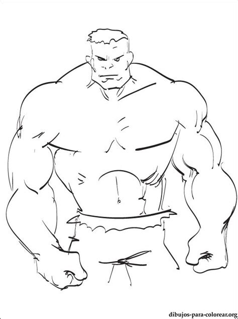 dibujos para pintar hulk hulk dibujo para colorear dibujos para colorear
