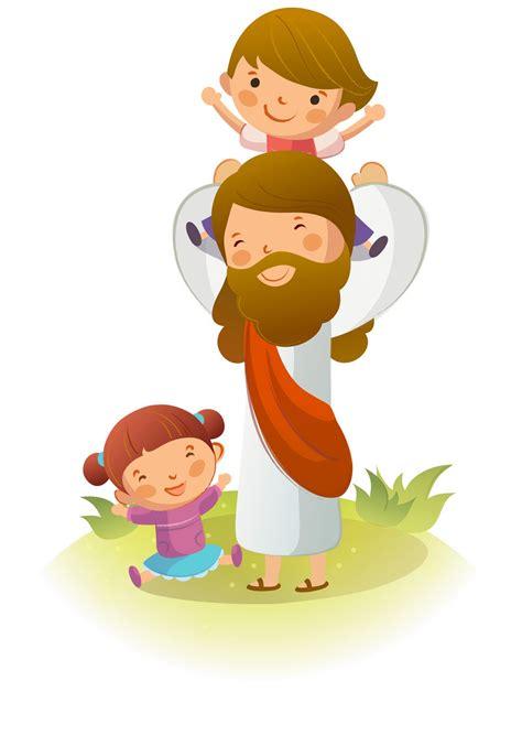 imagenes de jesus animado dios y los ni 241 os la mam 225 oca