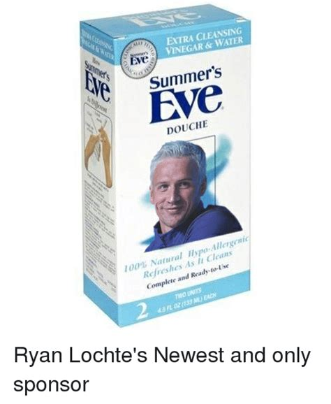 Summers Eve Meme - extra cleansing vinegar water summer s eve douche 100