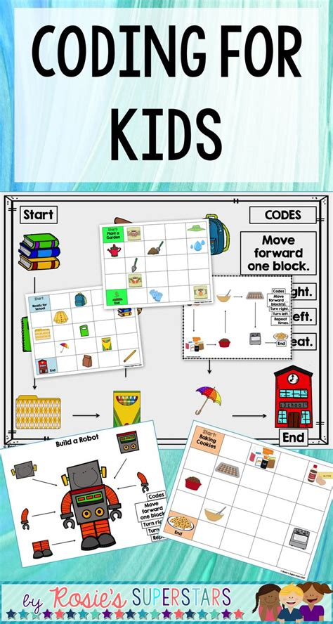 robotics for children stem activities and simple coding books best 25 coding ideas on learn computer coding