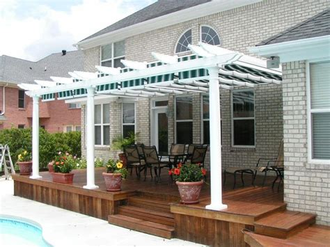 deck pergola ideas outstanding wooden pergola design for your backyard