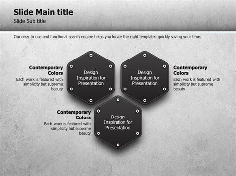 concrete template concrete powerpoint template goodpello