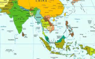 Thailand Map World by Maps Of Thailand