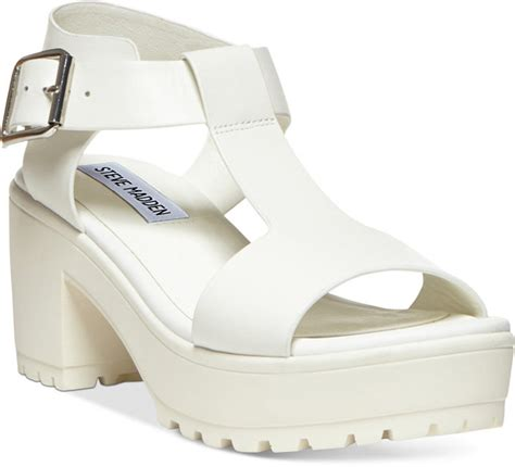 white platform sandal heels white platform sandal heels fs heel