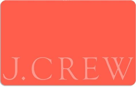 Where Can I Buy J Crew Gift Card - j crew gift card