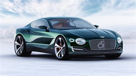 get ready for bentley s two seat coupe top gear