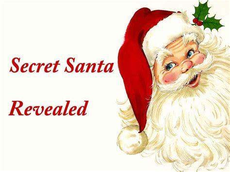 santa rubber sts secret clip 28 images secret clipart cliparts co