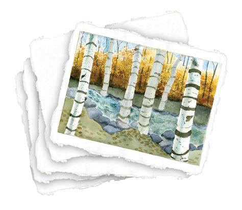 Handmade Watercolor Paper - handmade watercolor paper school specialty marketplace