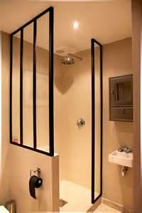 salle d eau avec ferronneries sur mesure