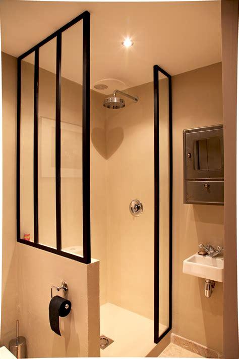 paroie sur mesure salle d eau avec ferronneries sur mesure