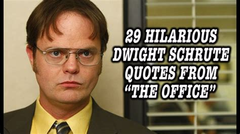 the office quotes 29 hilarious dwight schrute quotes from quot the office quot