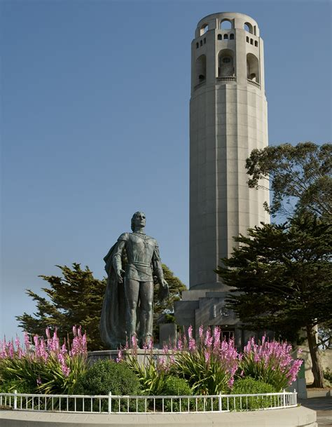 san francisco map coit tower s travel adventures coit tower best views of san