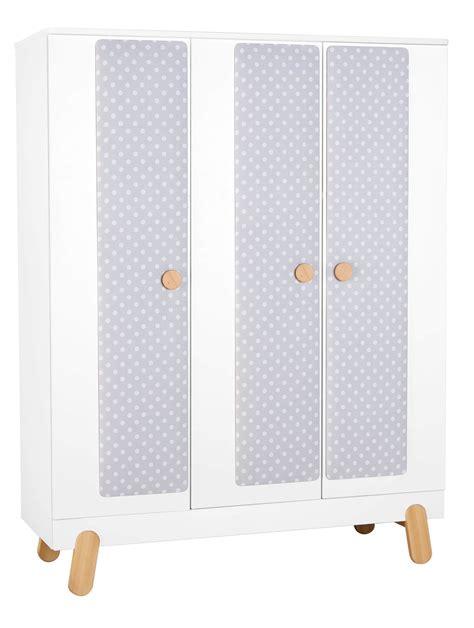 armoire textile pinio iga textile 6 meubles lit 140x70 commode