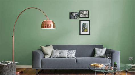 Wandfarbe Grün Kombinieren by Wohnzimmer Farbe Ocker