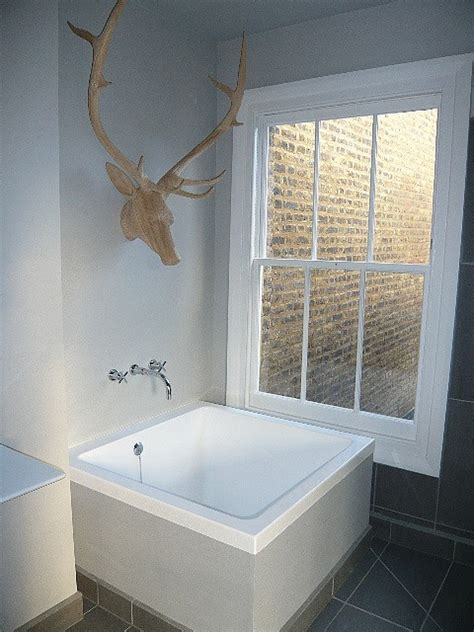 Plunge Bathtub by Japanese Plunge Bath With Stags Bentsbrook