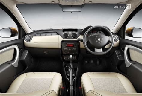 review suv renault duster interior exterior pictures