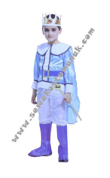 Kostum Pangeran Anak Biru kostum raja anak baju pangeran sewa kostum anak jakarta dan indonesia