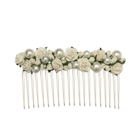 wedding hair comb with chains by britten weddings bridal hair comb by britten weddings notonthehighstreet com