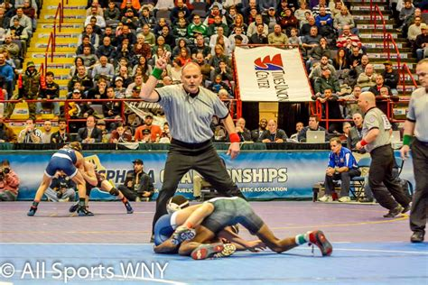 nysphsaa section 6 nysphsaa wrestling semi final photo gallery all sports wny