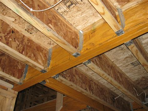 A Frame House Plans With Basement by I Joists For Your New Home The Alternatives And Pros And