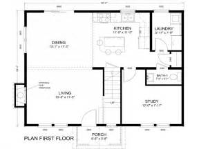 Colonial Style Floor Plans by Open Floor Plan Colonial Homes Traditional Colonial Floor
