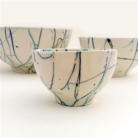 Handmade Ceramic Plates And Bowls - handmade ceramic bowls choroszewska ceramics