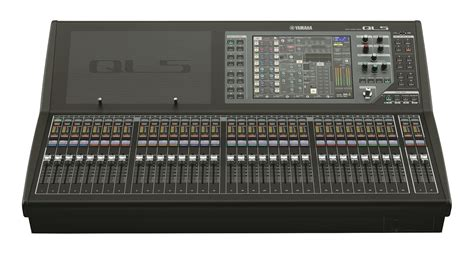 Mixer Yamaha Ql Series prolight sound 2014 yamaha new ql console version 2 0 of