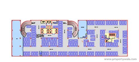 Lake House Floor Plans ps srijan tech park salt lake city kolkata commercial