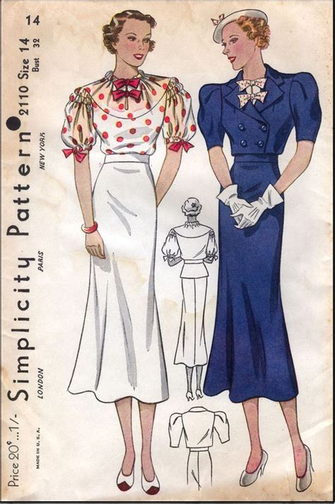 simplicity pattern company history 590 best images about moda vintagge 1900 1910 1920 on