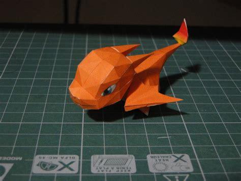 Papercraft Charizard - chibi charizard papercraft by bslirabsl on deviantart
