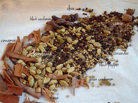 Why Garam Masala Must Be Homemade   Chowhound