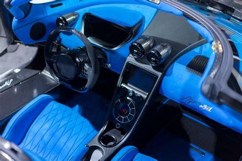 koenigsegg blue interior york 2017 koenigsegg agera rs1 gtspirit