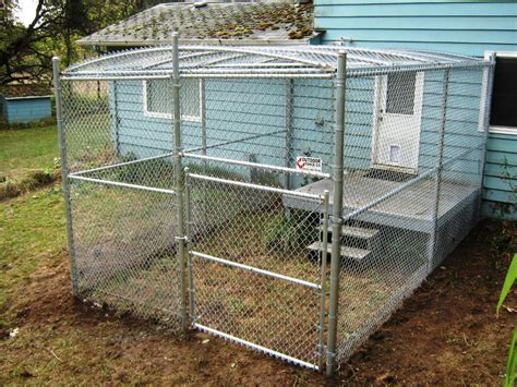 outdoor dog kennel outdoor dog kennel jen joes design cheap outdoor dog