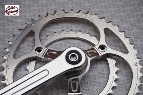 Fahrrad Kurbel Polieren by Kettenblatt 34 Z 228 Hne 120mm Lochkreis Peugeot Rennrad
