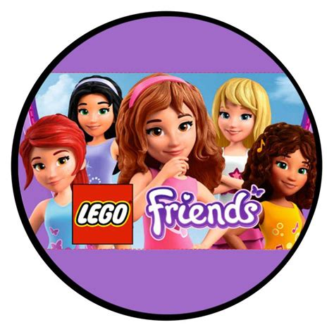 Lego Friends Logo Google Search Lego Friends
