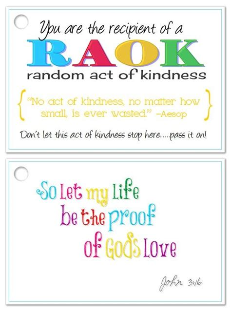 Random Acts Of Kindness Cards Templates random acts god and the o jays on