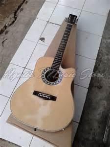 Gitar Akustik Promo Jumbo Trussrod jual gitar jumbo akustik elektrik harga murah agatis