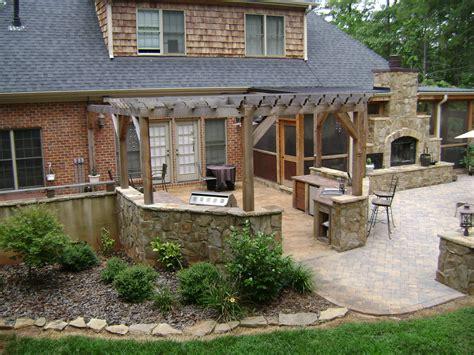 backyard makeover with pool backyard makeovers