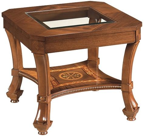 glass top end tables end table with glass top
