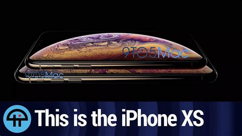this is the iphone xs