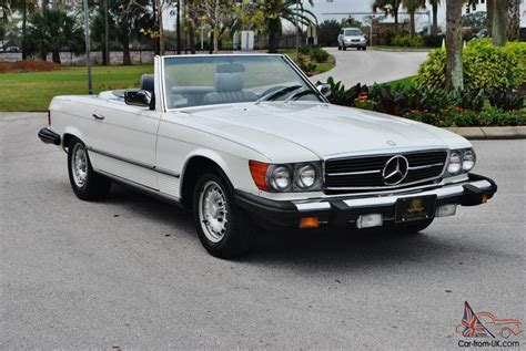 books on how cars work 1983 mercedes benz w126 lane departure warning absolutley mint 1983 mercedes benz sl 380 convertible low miles mantained books