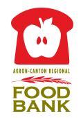 Food Pantry Akron Ohio by Akron Canton Regional Foodbank