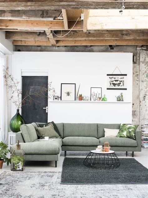 inrichting groen 25 beste idee 235 n over woonkamer groen op pinterest